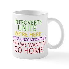 Introverts Mugs