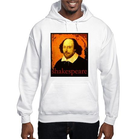 Shakespeare Hooded Sweatshirt