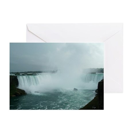 elph Niagara Falls Greeting Cards (Pk of 10)