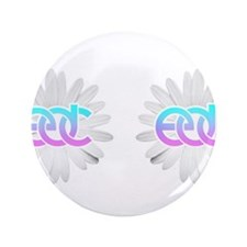 "Electric Daisy Carnival 3.5"" Button (100 pack)"