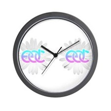 Electric Daisy Carnival Wall Clock