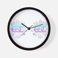 Electric Daisy Carnival Wall Clock