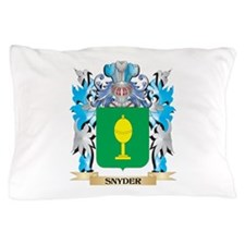 Snyder Coat of Arms - Family Crest Pillow Case