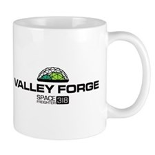Valley Forge Space Freighter Mugs