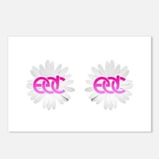 Electric Daisy Carnival Postcards (Package of 8)