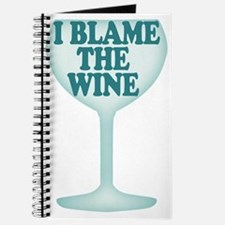Funny Wine Drinking Humor Journal