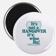 Funny Wine Drinking Humor Magnet