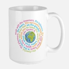 Walk with the dreamers Mugs