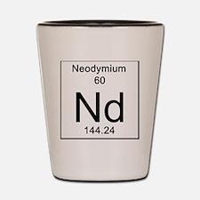 60. Neodymium Shot Glass