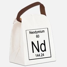 60. Neodymium Canvas Lunch Bag