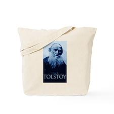 Leo Tolstoy Tote Bag