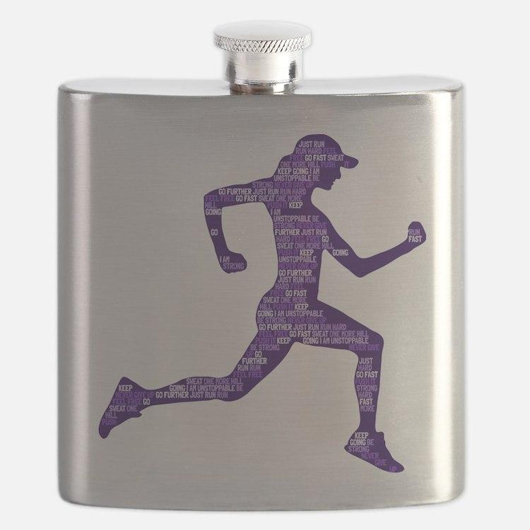 Run Hard Flask
