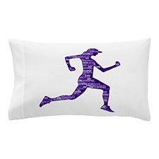 Run Hard Pillow Case