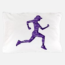 Run Hard Pillow Case