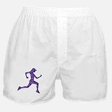 Run Hard Boxer Shorts