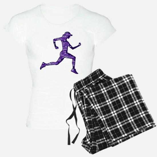 Run Hard Pajamas