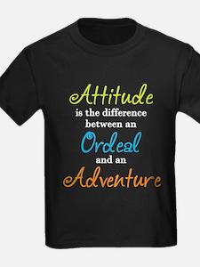 Attitude Quote T-Shirt