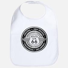 Route 66 states Bib