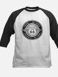 Route 66 states Baseball Jersey