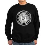 Route 66 Sweatshirt (dark)