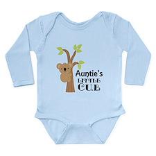 Nephew from Aunt Long Sleeve Infant Bodysuit
