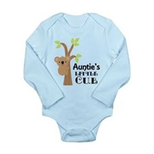 Nephew from Aunt Long Sleeve Infant Bodysuit