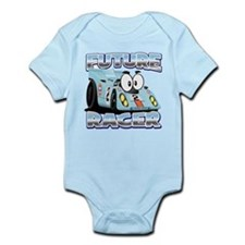 Future Racing Kid Cars Body Suit