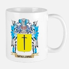 Spaulding Coat of Arms - Family Crest Mugs
