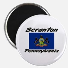 Scranton Pennsylvania Magnet