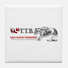 MTTB: Multi-Talented Thoroughbred Tile Coaster