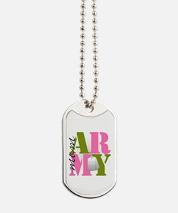 Army MOM.png Dog Tags
