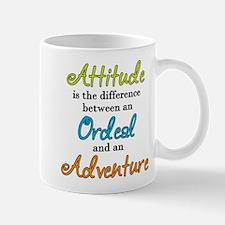 Attitude Quote Mugs