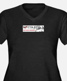 MTTB: Multi-Talented Thoroughbred Plus Size T-Shir