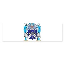 Spier Coat of Arms - Family Crest Bumper Bumper Sticker
