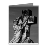 Cemetery sculpture Note Cards (Pk of 20)