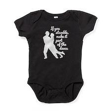 If you stumble Baby Bodysuit