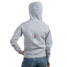 Martha's Vineyard. Women's Zip Hoodie