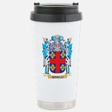 Spinelli Coat of Arms - Travel Mug