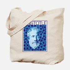 Psychedelic Aristotle Tote Bag