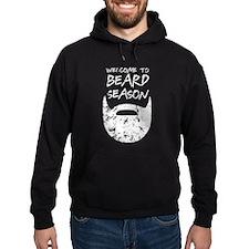 Welcome to Beard Season Hoodie