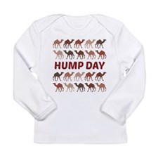 Hump Day Long Sleeve T-Shirt