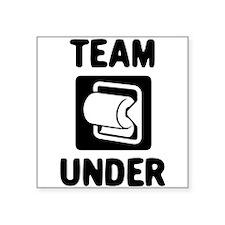 Team Under Sticker