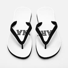 ARIZONA-Fre gray 600 Flip Flops