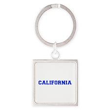 California-Fre blue 600 Keychains