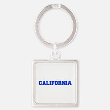 California-Fre blue 600 Keychains