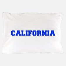 California-Fre blue 600 Pillow Case