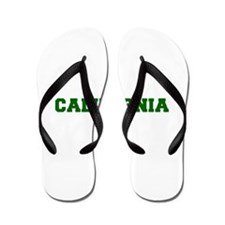 CALIFORNIA-Fre d green 600 Flip Flops