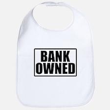 BANK OWNED Bib
