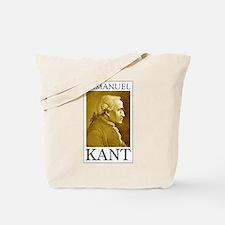 Immanuel Kant Tote Bag