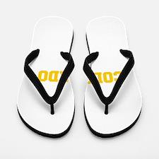 COLORADO-Fre gold 600 Flip Flops